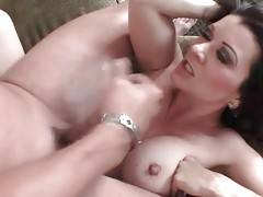Raquel Devine Is Fucked And Spunked 3