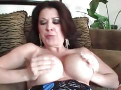 Awesome Milf Raquel Devine Starves For Cock 1
